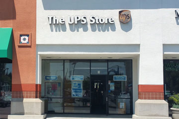 UPS-Brea